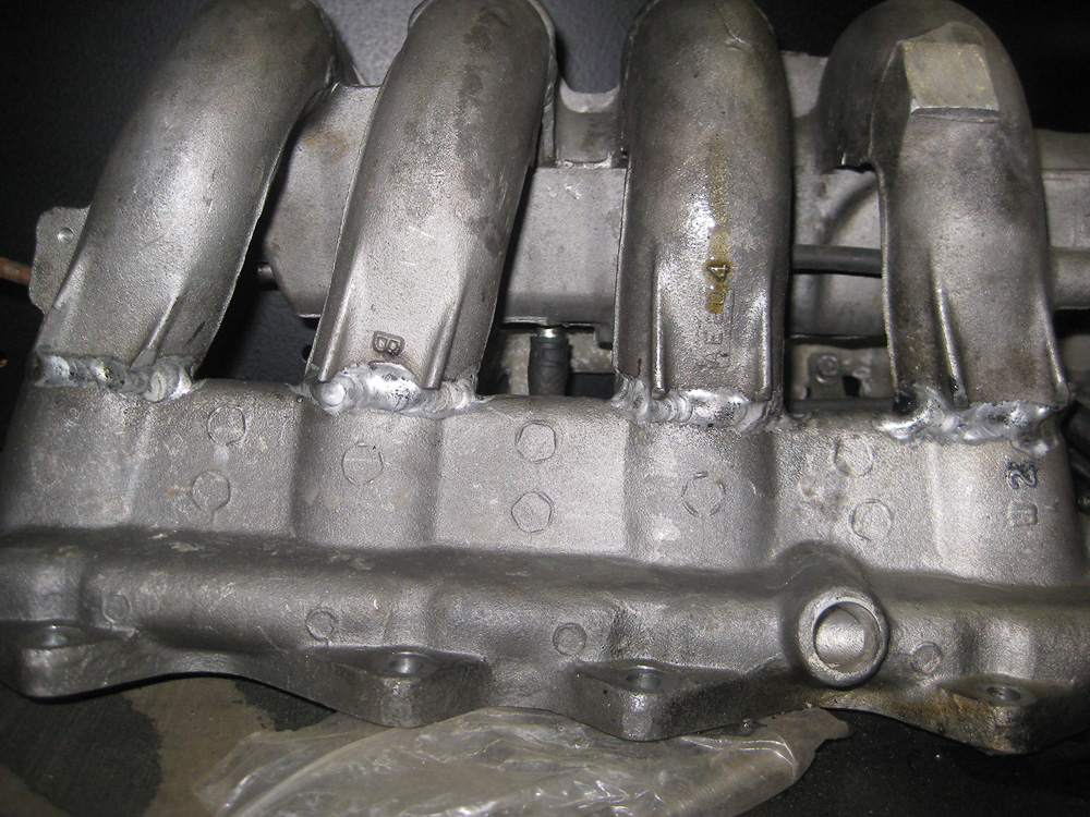 Intake runner diameter FE3 build  - Miata Turbo Forum